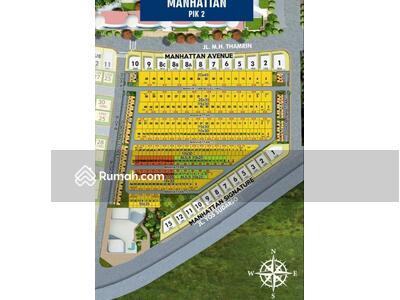 Dijual - DIJUAL Kavling Manhattan PIK2. Uk 15x30. Cicilan Panjang ! !