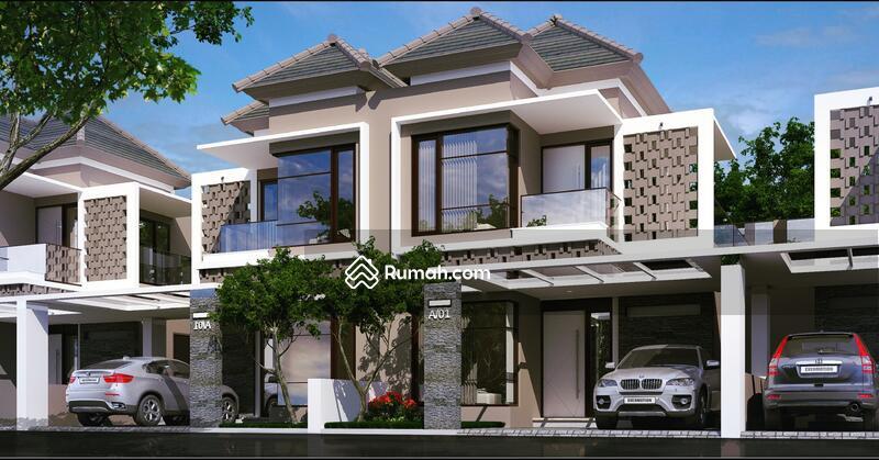 Rumah di Cinere. Konsep Smarthome 2lt 500m dr Cinere Raya #106488278