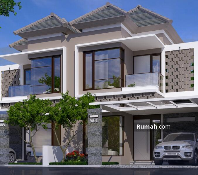Rumah di Cinere. Konsep Smarthome 2lt 500m dr Cinere Raya #106488284