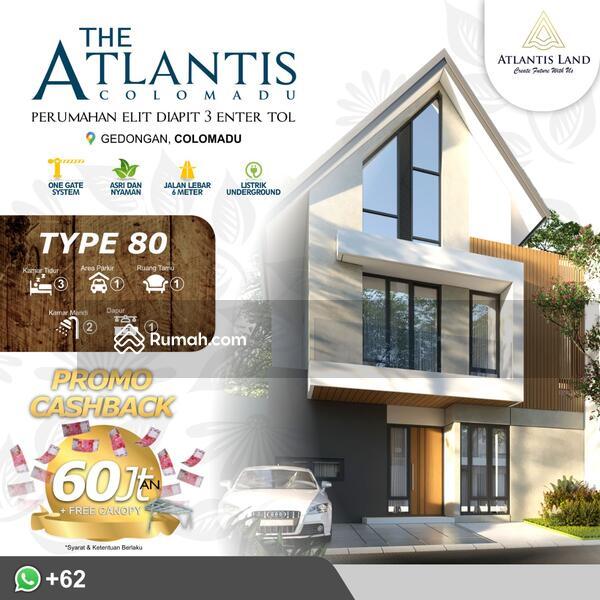 Rumah Elite lokasi Strategis Belakang Hotel Alana diskon 50 Jt #106491060