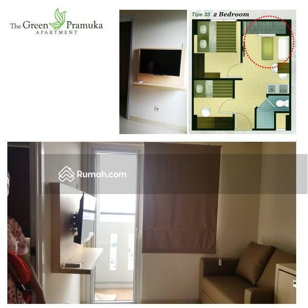 Disewakan Apartement Green Pramuka City, Jakarta Pusat #106494888
