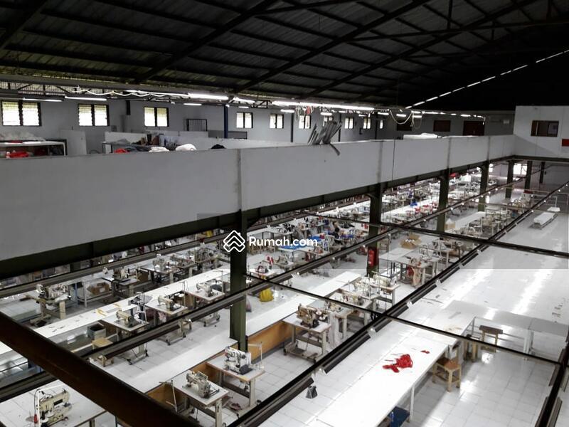 Jual Pabrik Garmen Masih Produksi di Parung Kuda Sukabumi #106500360