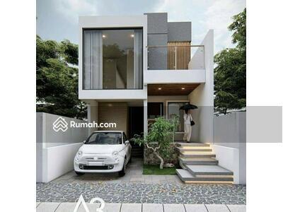 Dijual - Dijual Rumah Baru 2 Lantai Best Product Konsep Industrial