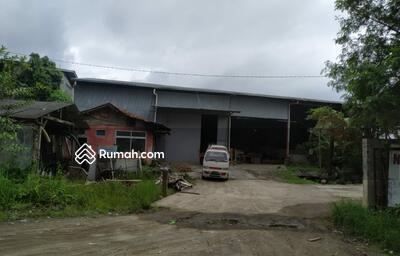 Dijual - Jual tanah seluas 18700m2 ( 1. 8 ha ) bisa utk gudang atau pabrik