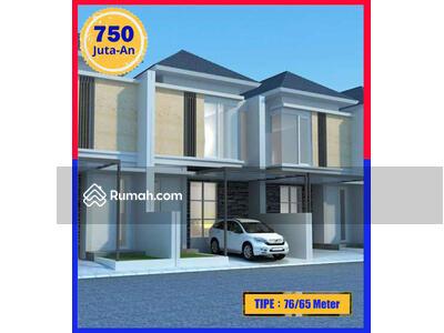 Dijual - Obral Rumah mewah 2 Lantai Termurah
