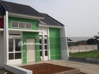 Dijual - Rumah Siap Huni Cluster Premium asri & strategis di Sukahati Cibinong