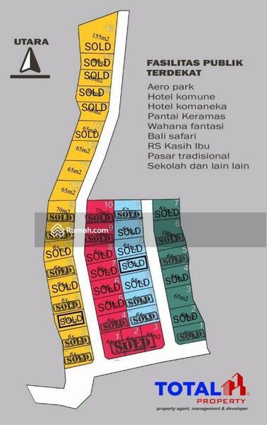 Dijual perumahan minimalis murah meriah di daerah Keramas, Blahbatuh, Gianyar. #106543420