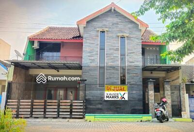 Dijual - Rumah semi furnished siap huni di Gedangan Solo Baru