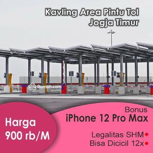 Dijual - Kapling SHM, Area Klaten Kota, Akses Mudah: Bonus iPhone 12 Pro Max