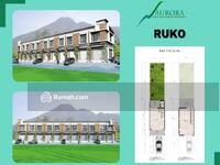 Dijual - RUKO AURORA RESIDENCE