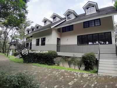Dijual - For Sale Rumah Villa American Classic udara sejuk pegunungan Bogor