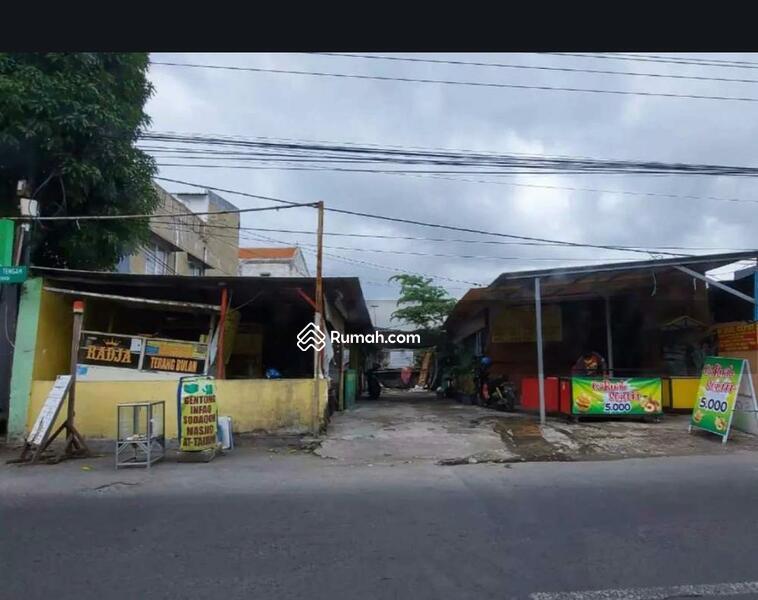 Dijual Tanah komersil jalan rungkut tengah nol jalan raya #106573796