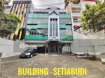 Dijual - [BUILDING FOR SALE]gedung 4 lantai di area kuningan, jakarta selatan
