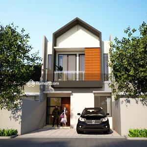 Dijual - Mekar Wangi, Rumah Baru, Minimalis, On Progress