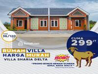 Dijual - Villa Sharia Delta Serang Rumah Syariah Pertama di Kota Serang Banten