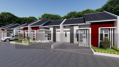 Dijual - rumah baru cluster nempel bsd city