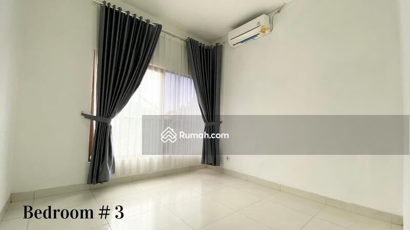 Rumah 2lt sudah renoved&semi furnished luas 9x16 type 3+1KT Cluster Cassia JGC Jakarta Garden City #106677396