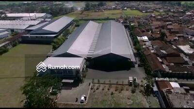 Dijual - Dijual Gudang/Pabrik Bagus Strategis di Terusan Kopo Bandung