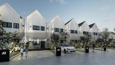 Dijual - Rumah Baru di Bandung Selatan 3 Lantai 300jtan Area Alun-Alun Banjaran Dekat Soreang Bandung