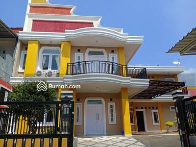 Dijual - dijual Rumah mewah 2 lantai baru reno parkir 6 mobil di Bukit Cimanggu City Bogor