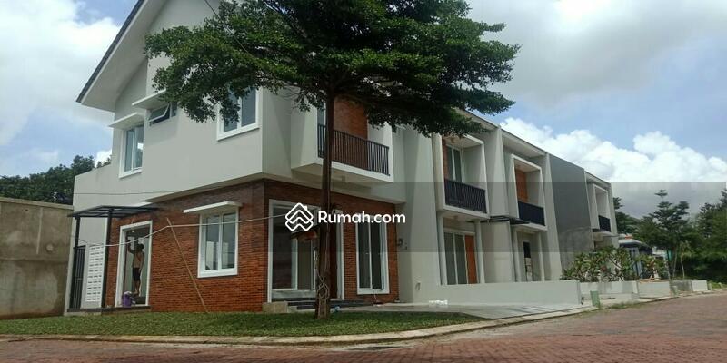 Rumah cluster modern strategis di jatiwaringin jakarta timur #106735200