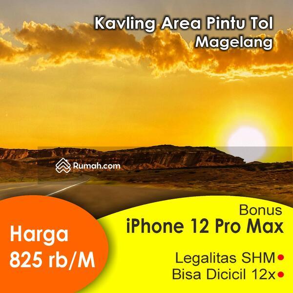 Dekat Artos Magelang Cuma 800 Rb-an/m2 Cicil 12x Tanpa Bunga SHM Pecah #107005082