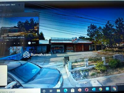 Dijual - Jual Cepat, Sederet Toko, Rumah, Tanah, lokasi strategis, hoki,  di Mainroad Jl. Cimanuk, Garut