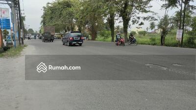 Dijual - Jual tnah pinggir jalan raya besar sangat strategis di Medan