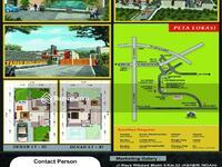 Dijual - Taman munas residence free all in