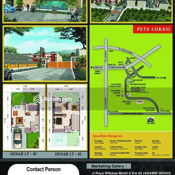 Taman munas residence free all in #106845314