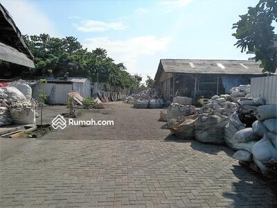 Dijual - Pabrik Gudang luas 7400 m ada Mess Karyawan Tangerang G5345 Widya