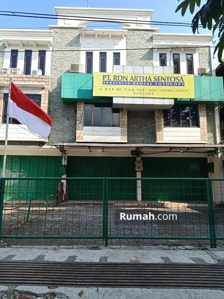 Disewakan Ruko 3 Lantai Lokasi Tengah Kota di Jalan BKR Bandung #106897842
