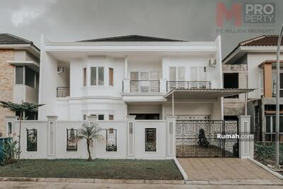 Dijual - Rumah Exclusive & Elegan Empire Park Sentul City, Bogor