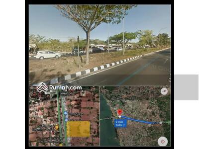 Dijual - Tanah Kavling Murah Nol. Jl. Raya Suramadu Bangkalan