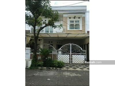 Dijual - Dijual Rumah Deltasari 2 Lantai Delta Puspa Waru Sidoarjo