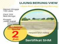 Dijual - Dekat Alun-alun Ujung Berung; Harga Spesial 2 Jutaan