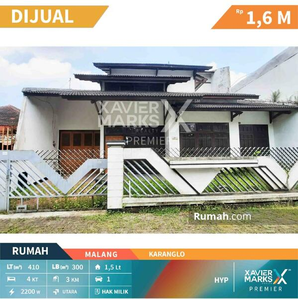 Rumah Karanglo #107092922