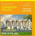 Mumpung Promo Cigugur Villa's Dekat Wisata lembang  mulai dari 300-500 jutaanjt-an