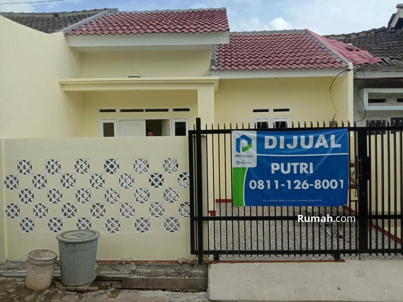 Rumah Nirwana Alam Bekasi Cicilan 2jt #107170534