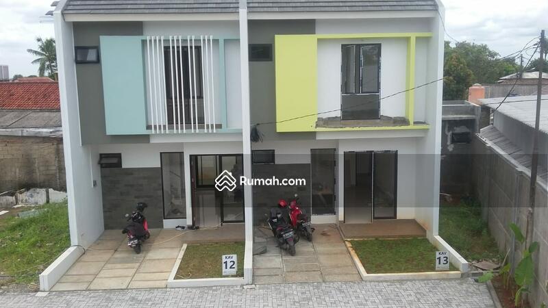 Rumah 2 Lantai di Pamulang Tangerang Selatan Desain Mewah Minimalis Lokasi Strategis Tanah Luas #107195984