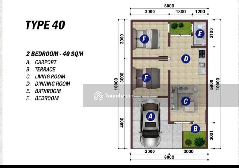 Kanaya House hunian modern minimalis #107297844