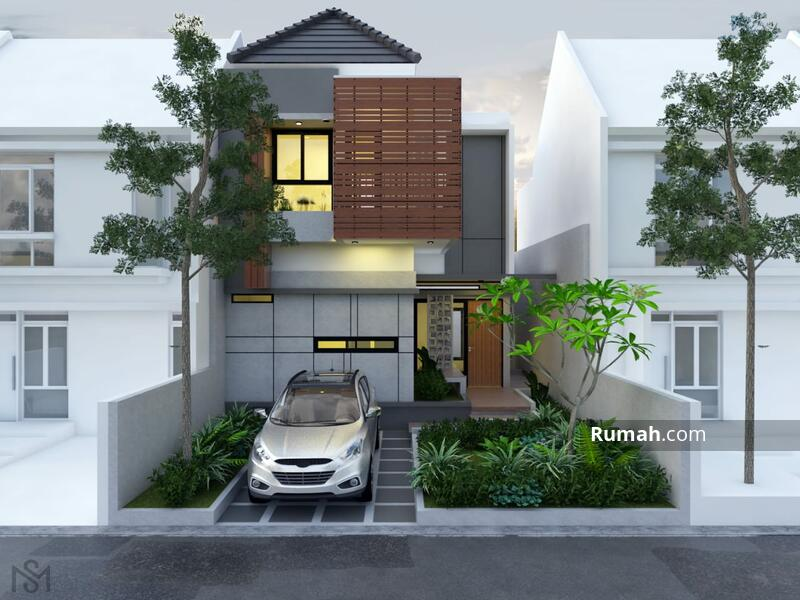 Rumah 2 Lantai di Bekasi Timur Staregis Dekat Dengan Stasiun, Pasar dan Sekolahan #107209420