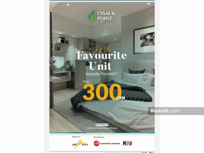 Promo Apartemen Cisauk Point, Apartemen LRT City Dekat BSD MD810 #107211406