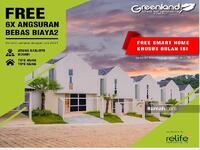Dijual - Greenland Forest Hill Residence
