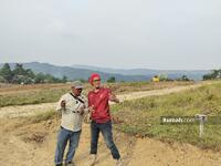 Dijual - Tanah Kavling 59 Juta di Bogor Timur, View Pegunungan dan Sawah, Cocok Untuk Rumah dan Villa
