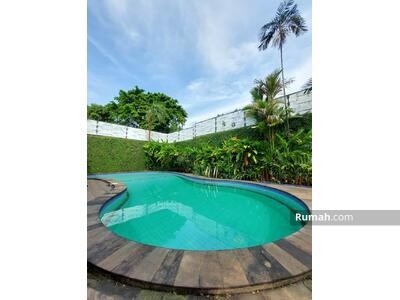 Disewa - Ampera kenanga Land size 977m2 house for rent