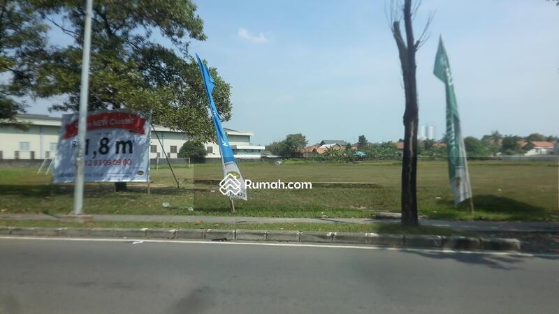 tanah Industri kawasan industri Jababeka cikarang #107294770