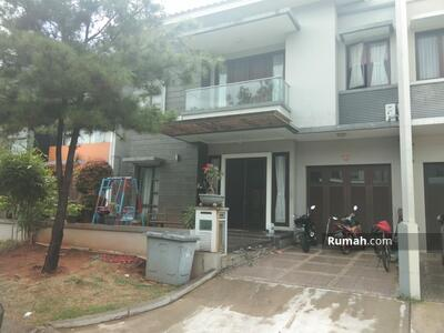 Dijual - Di Jual Rumah Cantik 2 Lantai Cluster Taman Cemara  Harapan Indah