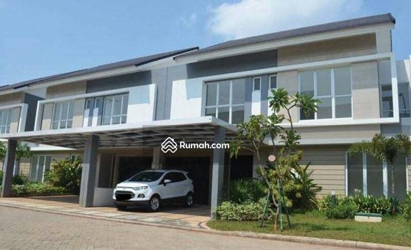 Rumah 2 lantai siap huni 12x20 240m Type 4KT Cluster Palm Spring JGC Jakarta Garden City Cakung #107318372