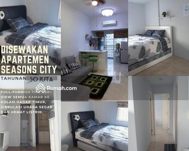 Disewa - Apartemen Seasons City